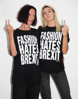 fashion hates brexit